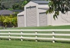 Abba River Back yard fencing 14