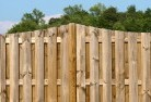 Abba River Back yard fencing 21