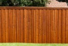 Abba River Back yard fencing 4