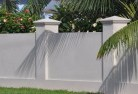 Abba River Barrier wall fencing 1