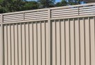 Abba River Colorbond fencing 13