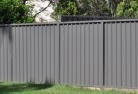 Abba River Colorbond fencing 3