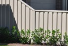 Abba River Colorbond fencing 7