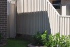 Abba River Colorbond fencing 8