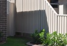 Abba River Colorbond fencing 9
