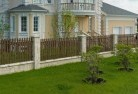 Abba River Front yard fencing 1