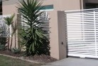Abba River Front yard fencing 8