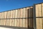 Abba River Lap and cap timber fencing 1