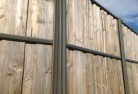 Abba River Lap and cap timber fencing 2