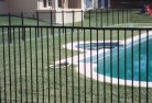 Abba River Pool fencing 2