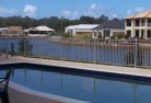 Abba River Pool fencing 5