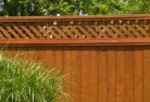 Abba River Privacy fencing 3