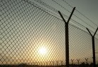 Abba River Security fencing 1