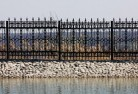Abba River Steel fencing 7