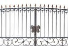 Abba River Wrought iron fencing 10