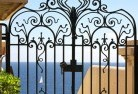 Abba River Wrought iron fencing 13