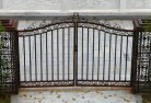 Abba River Wrought iron fencing 14