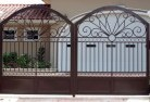 Abba River Wrought iron fencing 2